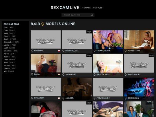 Sex Cam Live